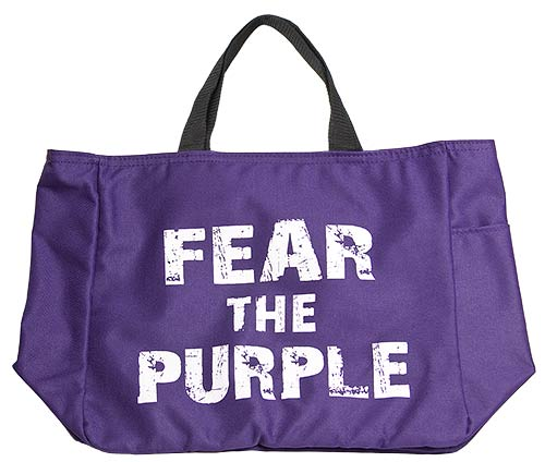 Fear The Purple
