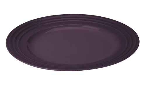 sc 1 st  The Purple Store & Le Creuset Purple Dinner Plate