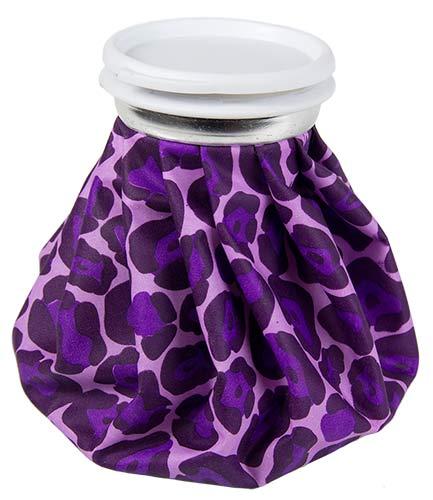 Fantastic Purple Leopard Print Reusable Ice Pack VI56