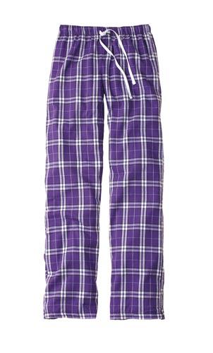 Purple Mens Pajama Pants