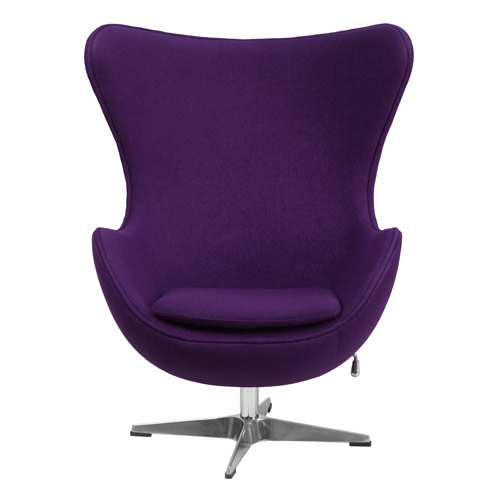 Etonnant The Purple Contour Chair