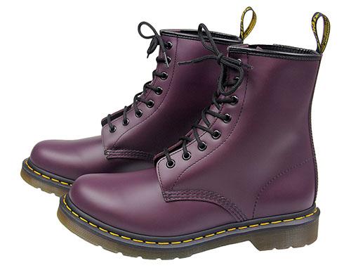 purple dr martens size 6 Dr Martens
