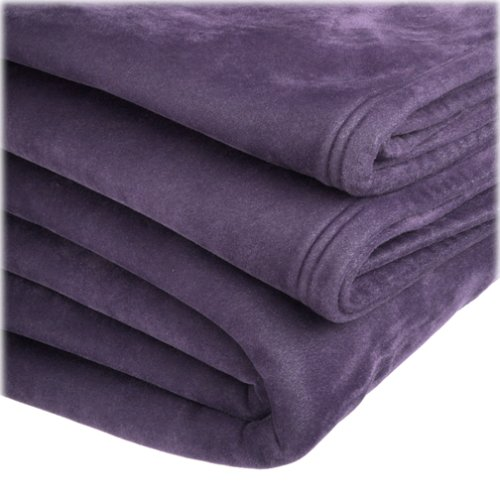 Amethyst Vellux Blanket Queen Full Double