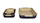 Purple Le Creuset Stoneware Dishes, Rectangular