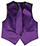 Kids Plum Vest Set size 4