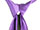 Lavender Kids Tie with Zipper
