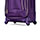 Set of 3 Deep Purple Suitcases