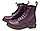 Purple Doc Martens, Smooth