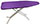 Purple Ironing Board Cover