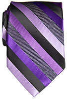 Purple Ties for Men
