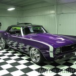1969 Purple Camaro (purple car photo)