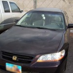 1998 Plum Purple Honda Accord SE (purple car photo)