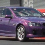 The Australian Purple Holden Picture (purple car photo)