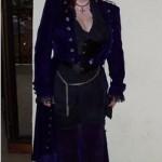 Diana V.'s Purple Long Coat - Norwescon 05 - The Purple Store