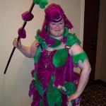 Dead Barney Costume, Barney Slayer Costume, The Purple Store
