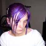 Purple Hair Dye