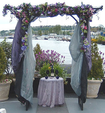 Purple Wedding Pictures